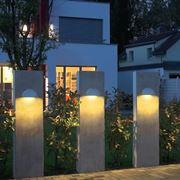 Lampade solari da giardino