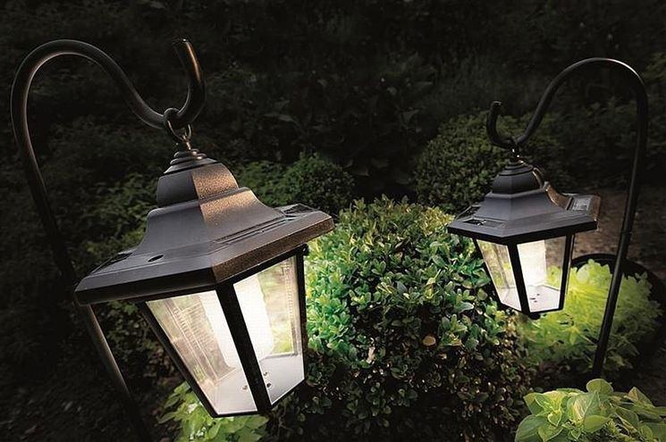 Lampioncini da giardino lampade da giardino tipologie di