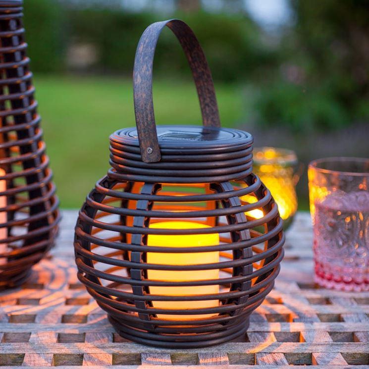 Lanterne da esterno lampade da giardino scegliere - Lanterne esterno ...