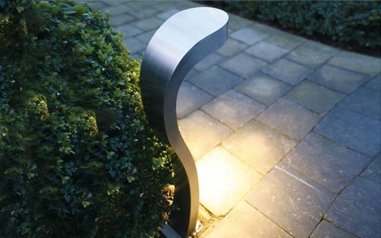 Luci da esterno lampade da giardino illuminazione esterni