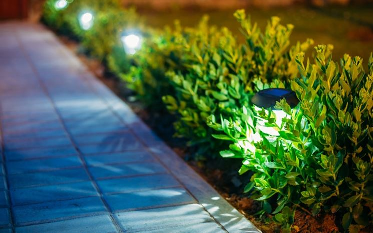 lampade fotovoltaiche