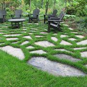 Esempio utilizzo pietre in giardino