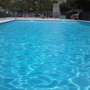 Un esempio di piscina interrata.