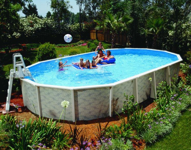 Piscine da giardino piscine da giardino tipologie di for Piscine da giardino