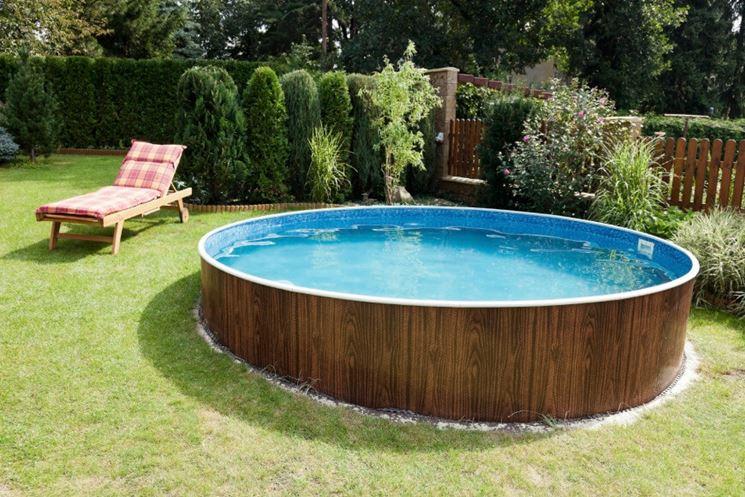 Piscine esterne piscine da giardino tipi di piscine - Piscine per giardino ...