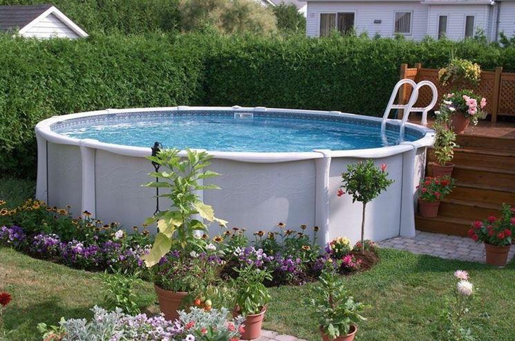 Piscine esterne - Piscine da giardino - Tipi di piscine per esterno