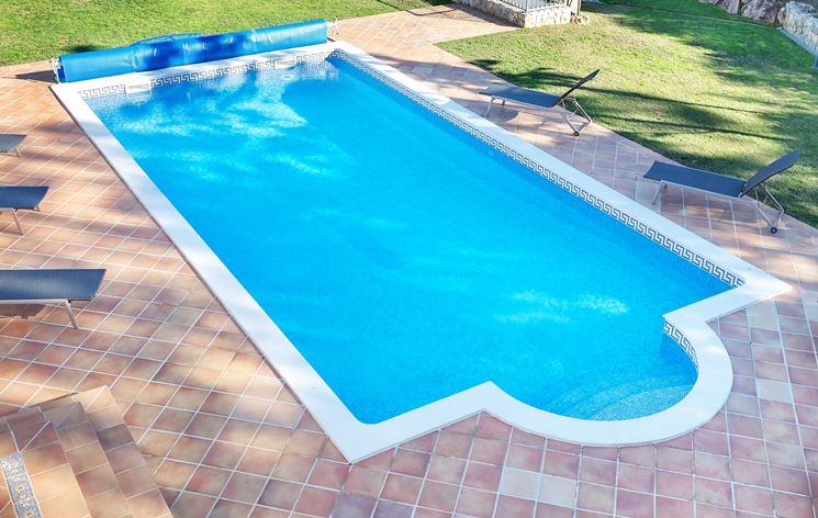 Piscine interrate acciaio piscine da giardino modelli - Prezzo piscina interrata ...