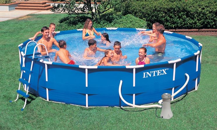 Piscine intex piscine da giardino for Piscine intex amazon