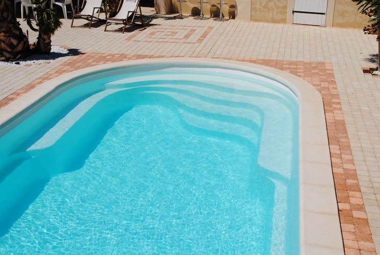 Realizzazione piscina prefabbricata