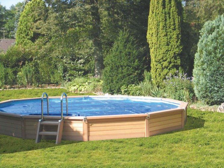 Piscine seminterrate piscine da giardino for Piscina seminterrata
