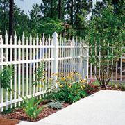 recinzione in ferro (bianca)