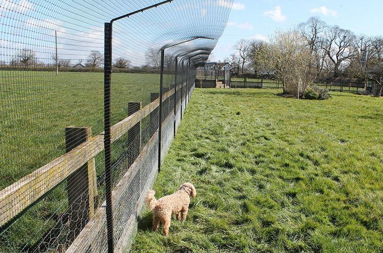 Recinti per cani fai da te recinzioni casa come installare recinti per cani fai da te - Recinti in legno da giardino ...