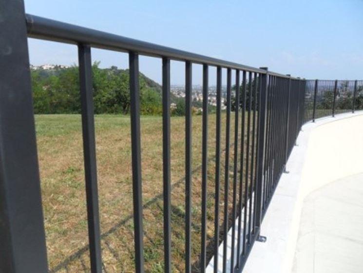 Recinzioni modulari recinzioni casa tipologie di - Recinzione casa prezzi ...