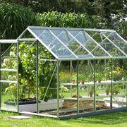 Serra giardino in vetro