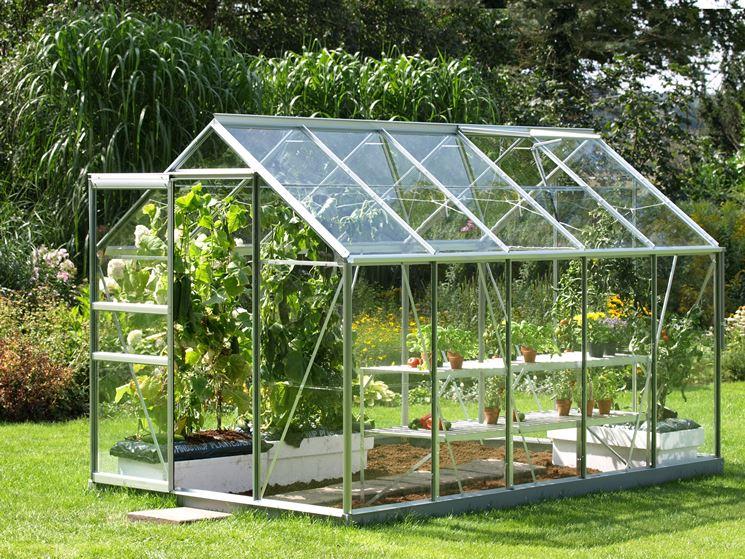 Serre giardino serre per orto serre da giardino - Serre da giardino usate ...