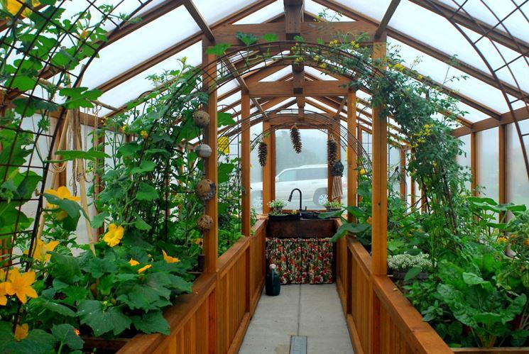 Serre giardino - serre per orto - Serre da giardino