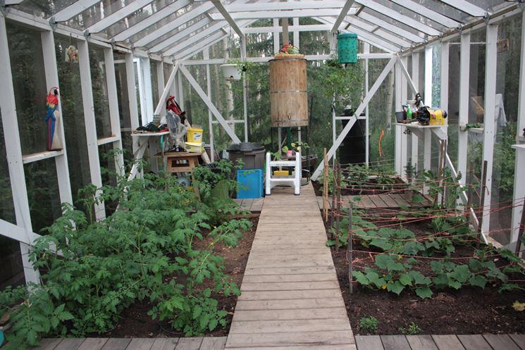 Serre per piante serre per orto serra piante - Serre per terrazzi ...