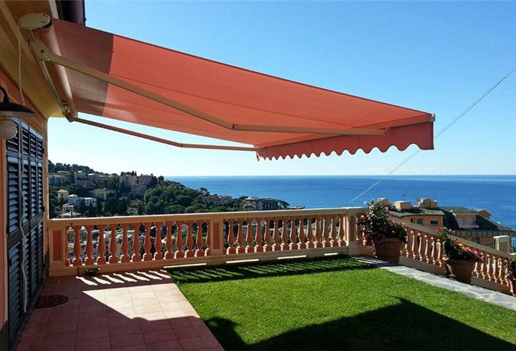 Tende da esterno impermeabili tende da sole tende sole materiale - Tende da esterno prezzi ...
