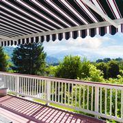 Tenda da sole per balcone di grandi dimensioni