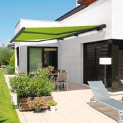 Tenda da sole per giardino