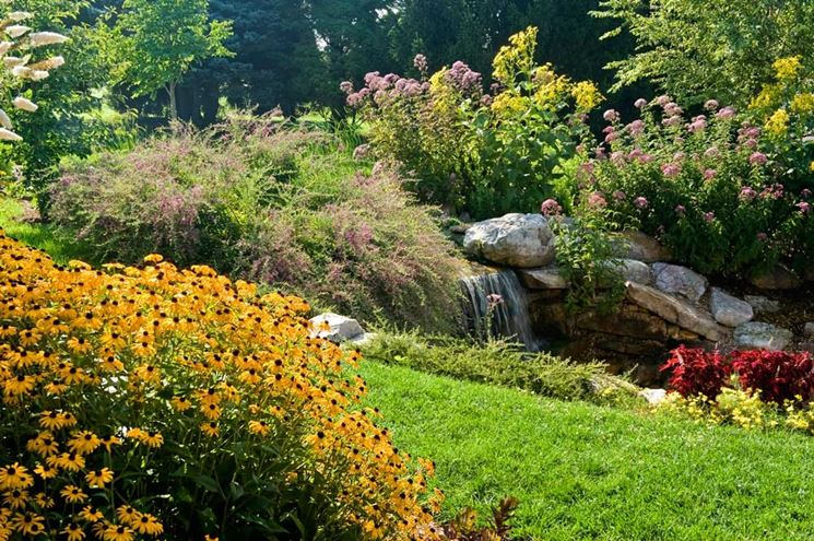 Come fare un giardino tipi di giardini tipologie giardino - Come si progetta un giardino ...