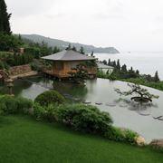 Esempio di giardini giapponesi