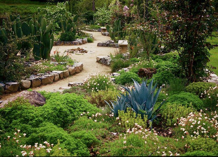 giardini mediterranei tipi di giardini stile giardino