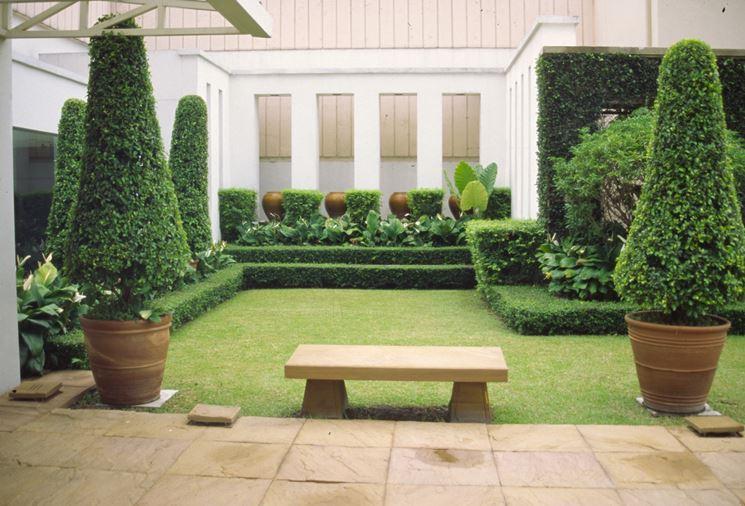 Giardino pensile   tipi di giardini   caratteristiche dei giardini ...