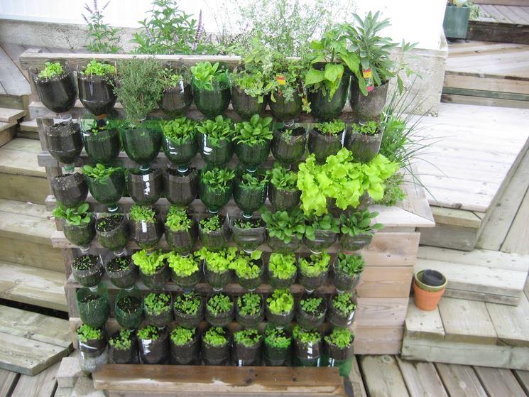Giardino verticale