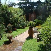 Un esempio di giardino ben progettato.