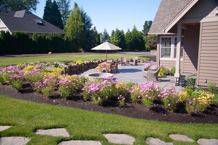 Progetto giardino fai da te tipi di giardini for Decorazione giardino fai da te