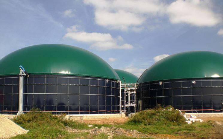 Impianti biogas