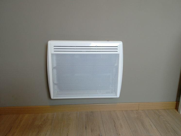 Riscaldamento a pannelli radianti
