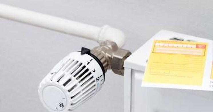 Installazione termosifone