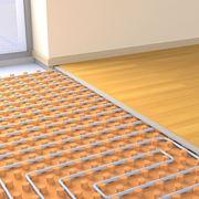 Installazione impianto a pavimento