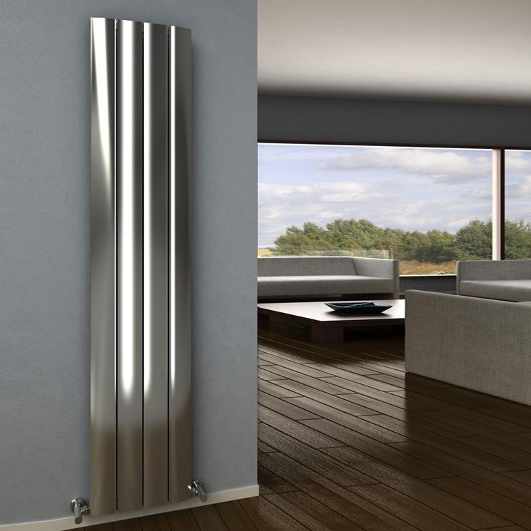 Radiatori in acciaio come riscaldare casa tipologie di termosifoni in acciaio - Casa in acciaio prezzo ...