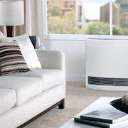 Esempio di ventilconvettore in una stanza