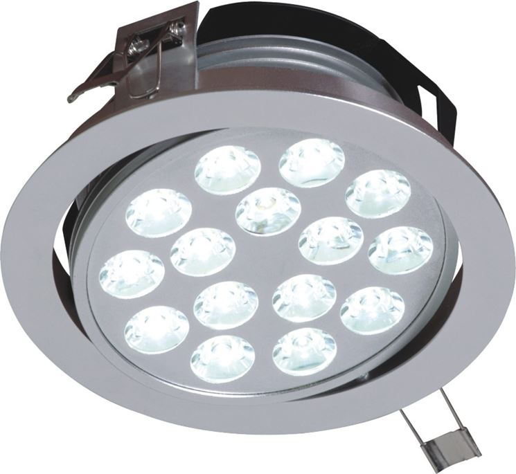 Faretto lampadina led
