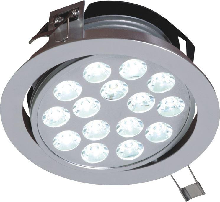 Faretto lampadina led