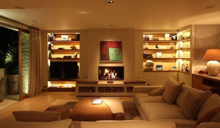 Illuminazione a led per interni illuminazione casa for Led per interni casa