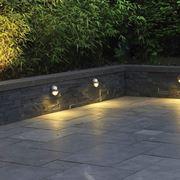 Esempio di illuminazione da giardino
