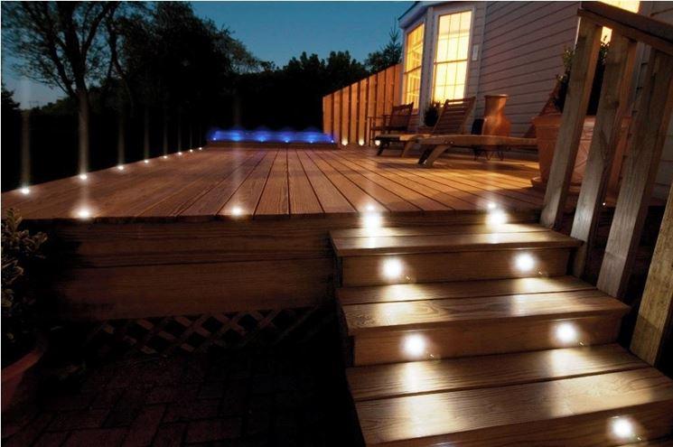 Illuminazione esterna illuminazione casa illuminare giardino
