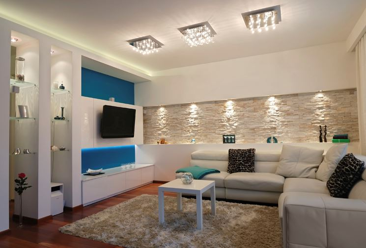 Illuminazione per interni a led illuminazione casa for Led per interni