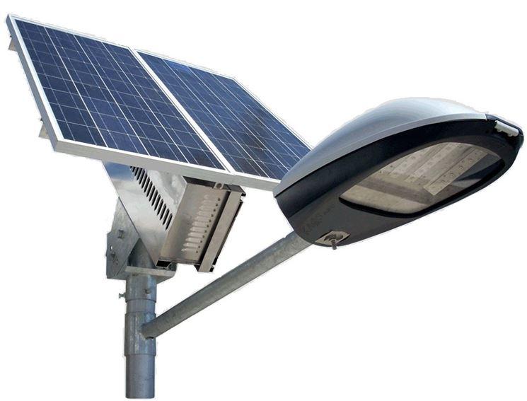 illuminazione led fotovoltaico