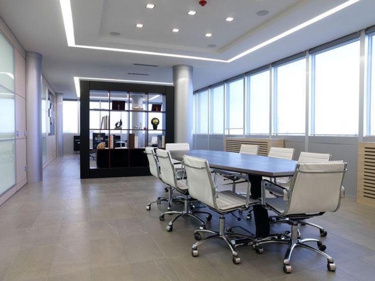 Illuminazione ufficio illuminazione casa illuminazione for Progetta i tuoi mobili per ufficio