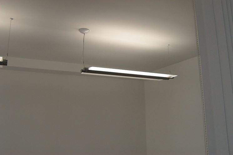 Plafoniere Da Tetto : Plafoniere da ufficio simple lampade tavolo dufficio o