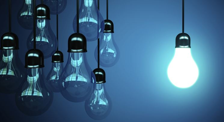tipi di lampadine