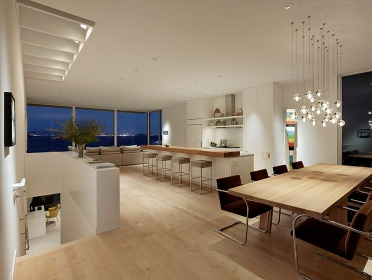 Luci e vedute illuminazione casa illuminazione in casa for Luce a led per casa