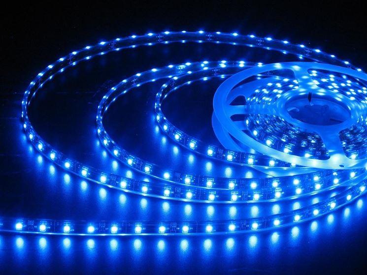 Strisce led   illuminazione casa   caratteristiche delle strisce led