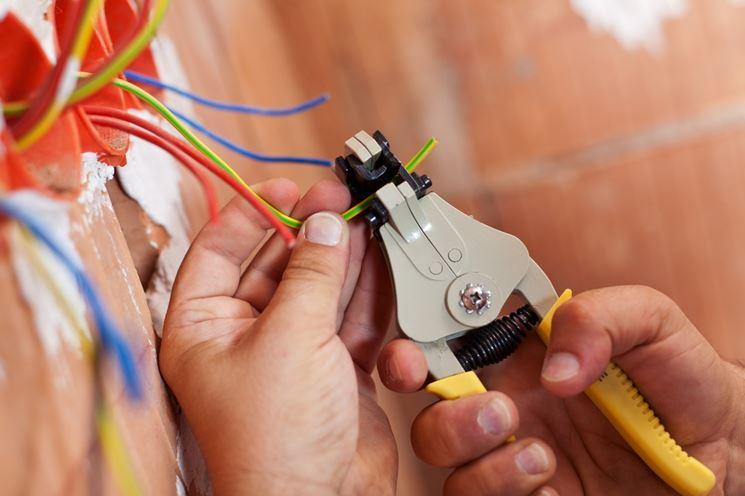 realizzare impianto elettrico